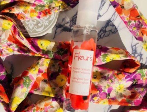 fleur's marque avis my sweet beaute brume exfoliante