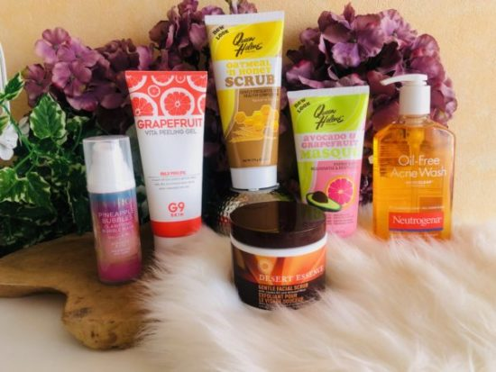Mysweetbeaute test soins iherb routine soin