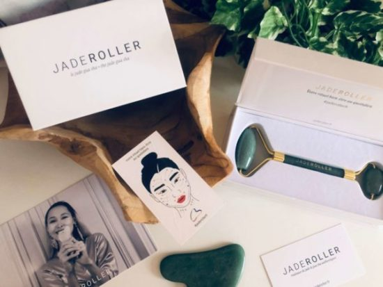Le rouleau de jade jaderoller peau lisse rituel chinois