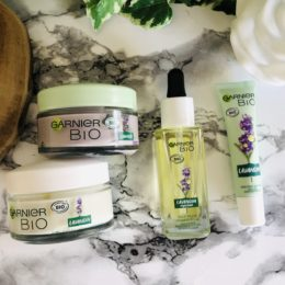 my sweet beauté test garnier bio
