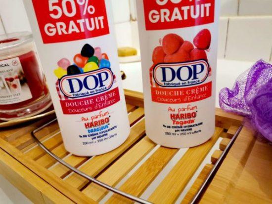 Dop douche crème dragibus et tagada