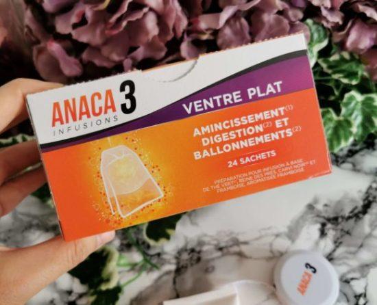 Anaca 3,infusion perte de ventre,minceur