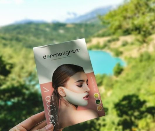avis masque oval du visage dermalight