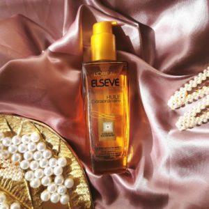 avis huile extraordinaire l'Oréal