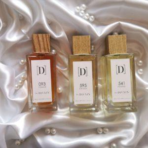 avis marque divain des parfums qui tiennent