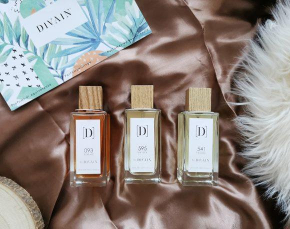 Avis parfum Divain parfum d'équivalence