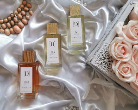 Parfums de qualité de marque