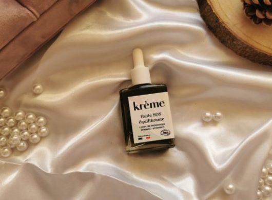 avis kreme huile équilibrante my sweet beaute