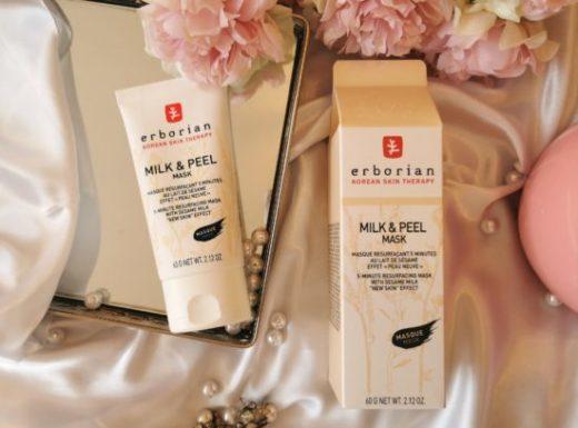 Avis mask milk and peel erborian
