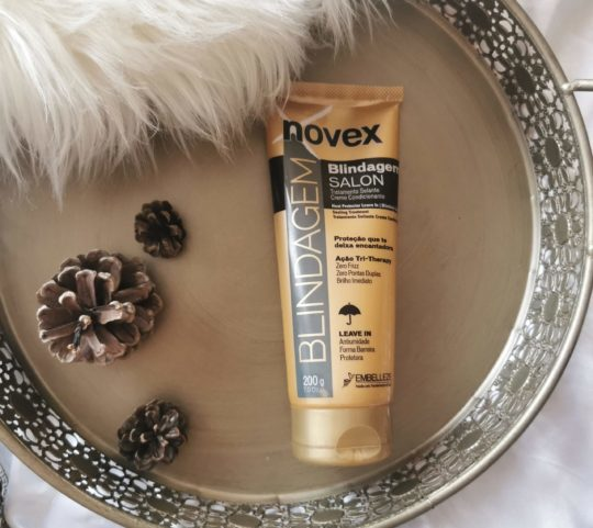 My sweet beauté test Novex