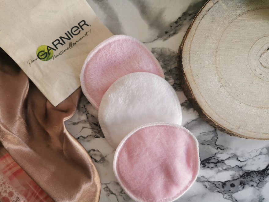 Coton réutilisable Garnier
