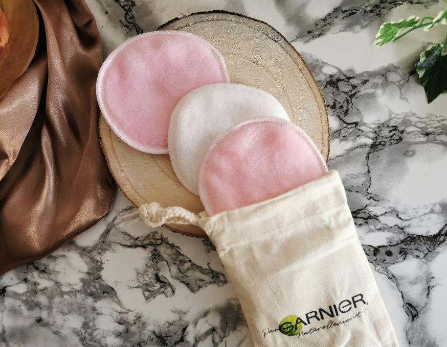 Coton écologiques Garnier