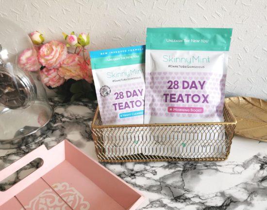 Cure detox efficace skinny mint