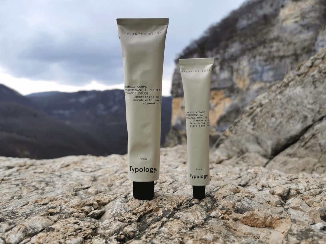 Duo gommage naturels Typology my sweet beauté