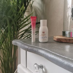 My sweet beauté test clarins