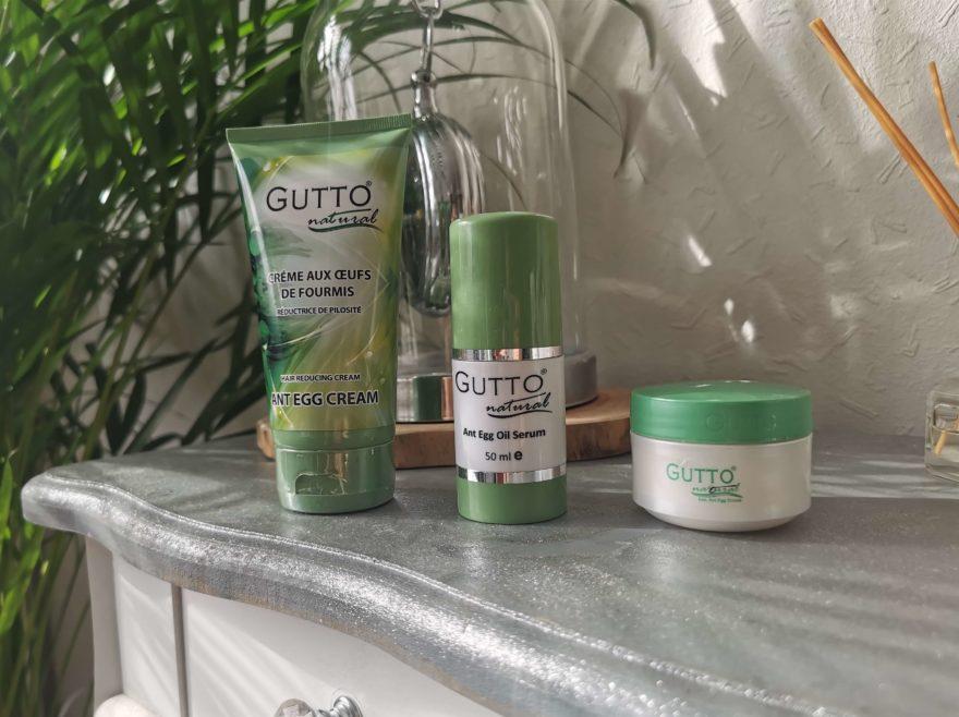 My sweet beauté test Cosmeto nature avec Gutto contre les