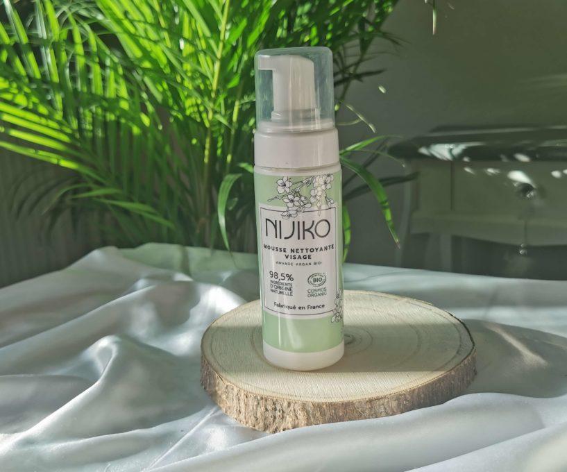 Nettoyant pour peau sèche Nijiko