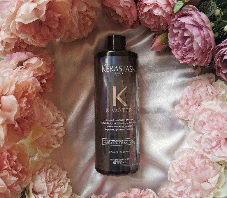 Avis K water my sweet beauté